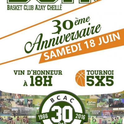 30 ans BCAC