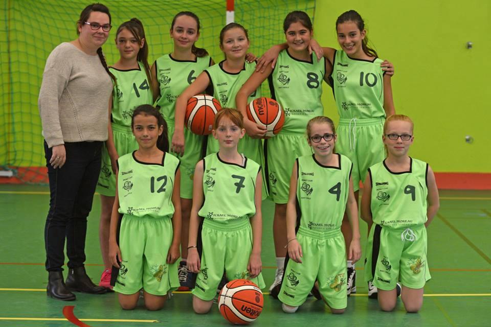 benjamines - équipe 2
