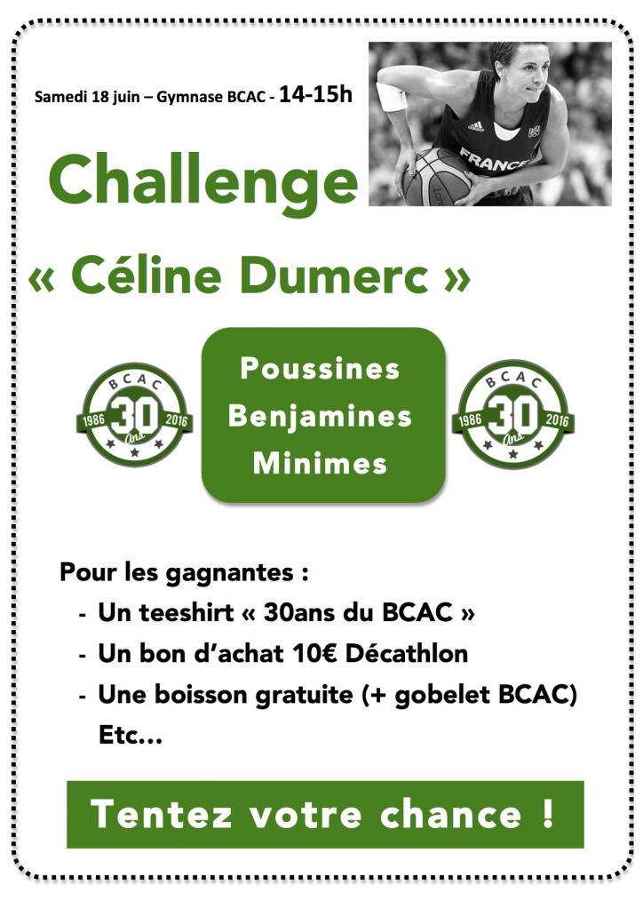 challenge celine dumerc