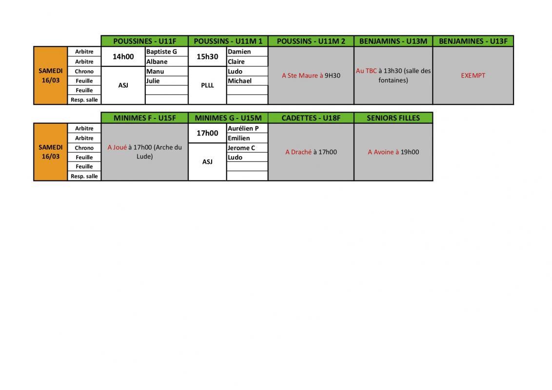 Planning16mars