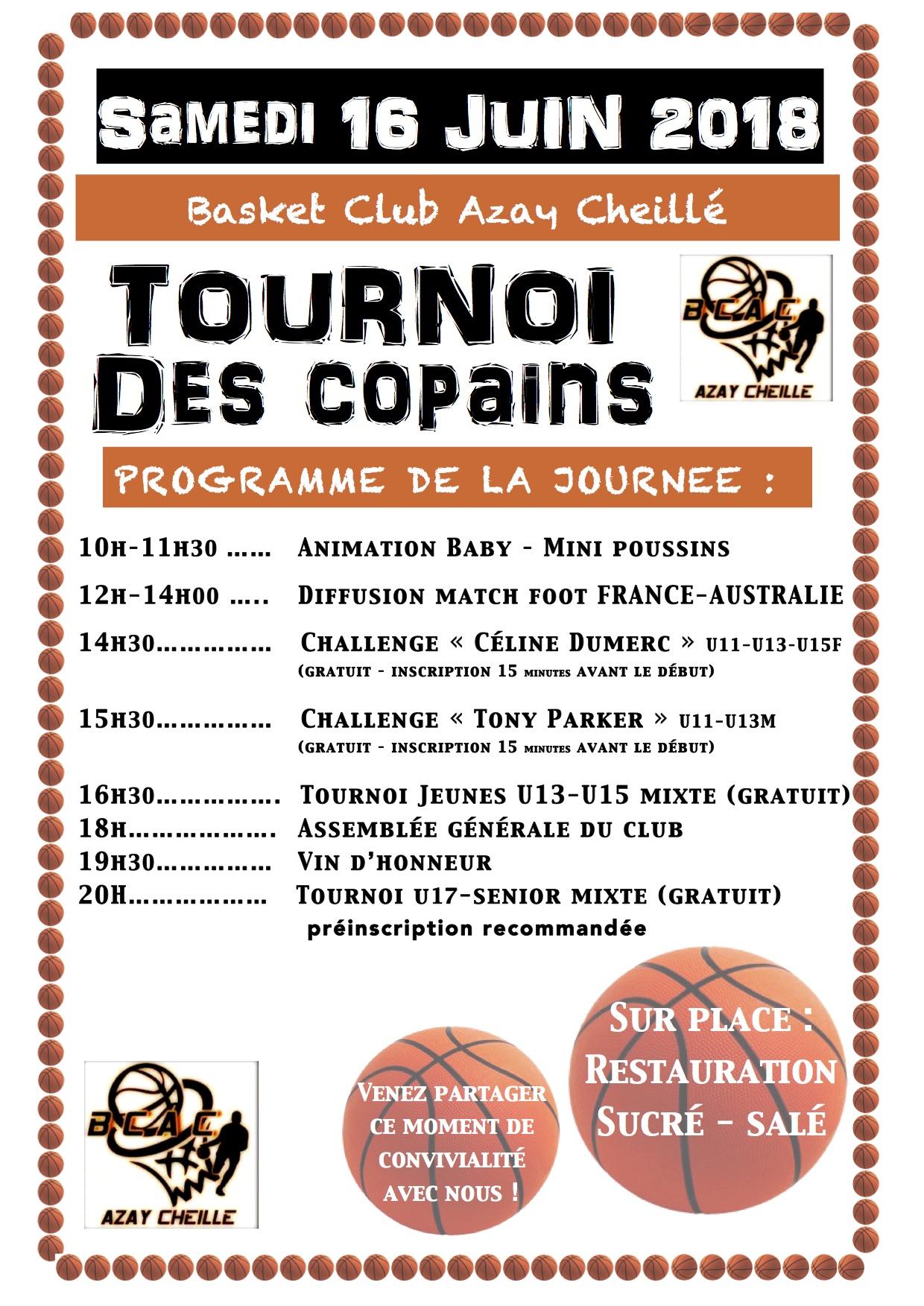 Tournoi copains18